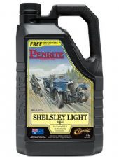 Penrite Shelsley Light '30' very low detergent engine oil   5 litres
